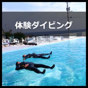 体験ダイビング_静岡伊豆フリースタイル・PADIダイビングライセンス取得
