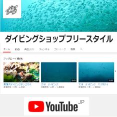 YouTubeフリースタイル動画