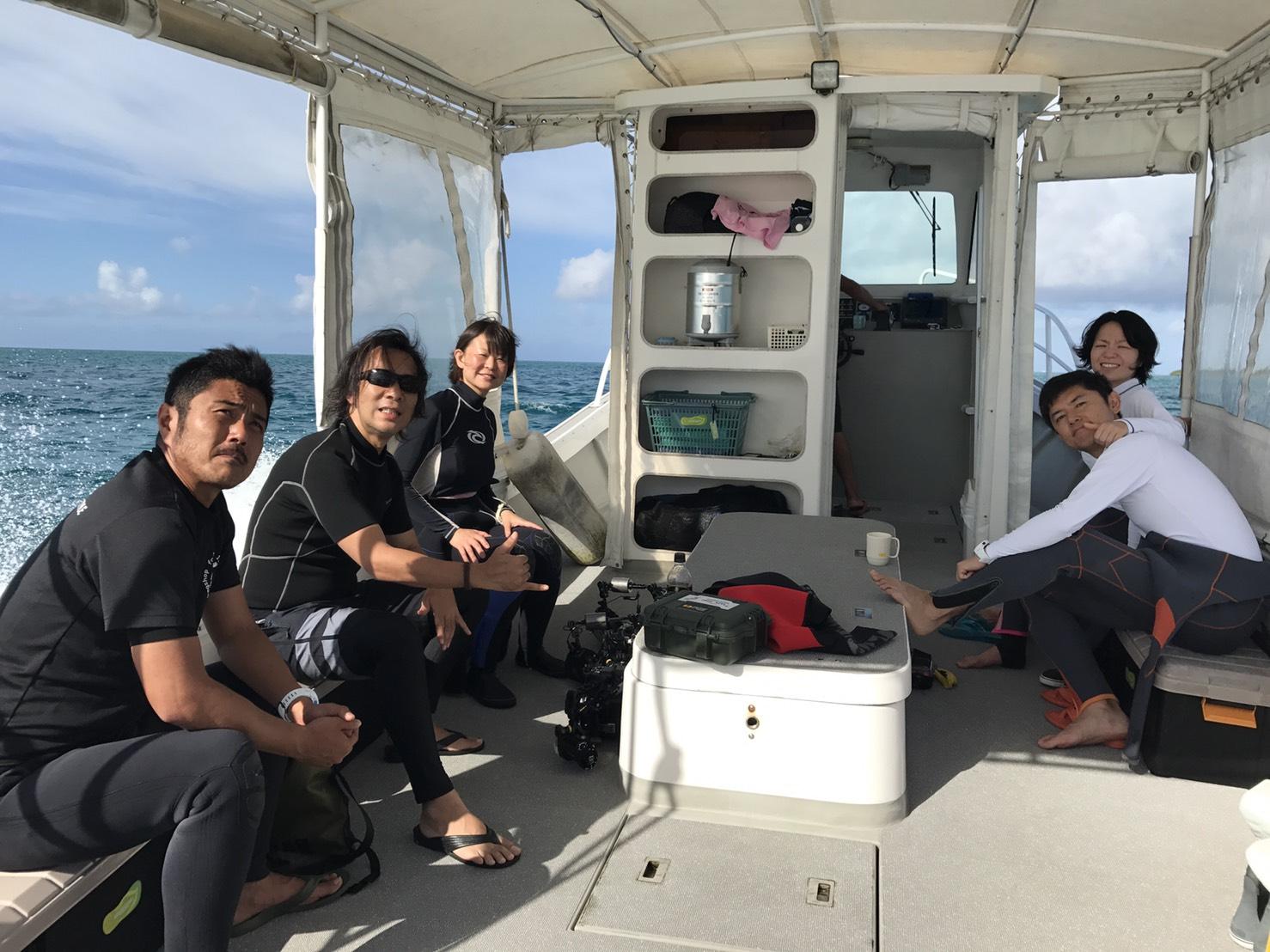 またまた 石垣島に行って来ました~  初日のご報告  静岡のスキューバダイビングショップフリースタイルです。