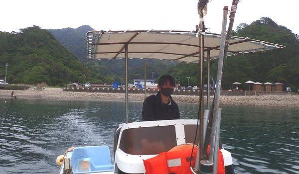 船長とは・・・ 静岡市のダイビングショップフリースタイルです。