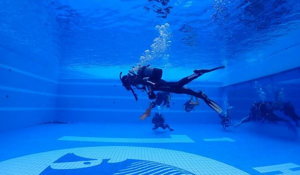 プールダイブ 静岡市のダイビングショップフリースタイル
