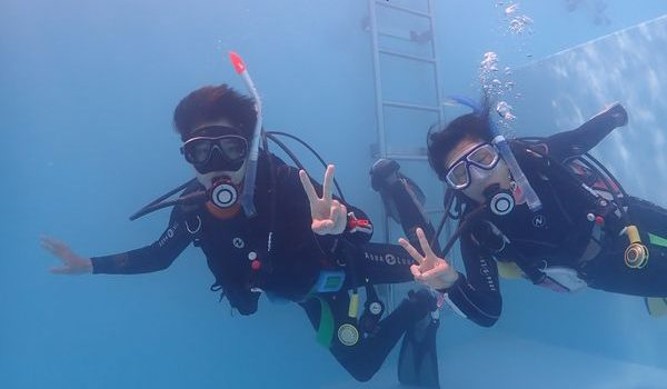 オープンウォーター・ダイバー・コース 静岡市のダイビングショップフリースタイルです。