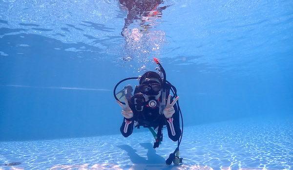 夏休み期間 静岡市のダイビングショップフリースタイルです。