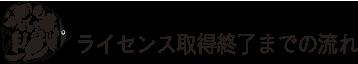フリースタイル★ライセンス取得_選べるコース